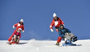 winter activities in chamonix france chamonet com