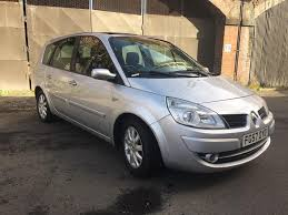 renault grand scenic in manchester gumtree