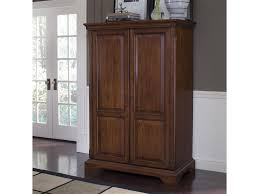 Small Computer Armoire by Riverside Home Office Computer Armoire 4985 Gibson Furniture