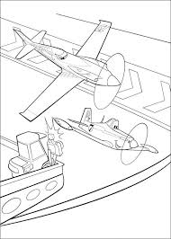 kids fun 33 coloring pages planes