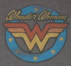 wonder woman tattoo flash hand stained print by raicodoll on etsy