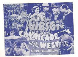 hoot gibson nina guilbert rex lease and marion shilling in