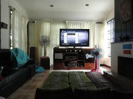 the livingroom tv in the livingroom picture of spicythai backpackers chiang