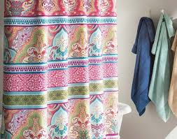 Bright Colored Curtains Shower Fun Shower Curtains Amazing Bright Colored Shower