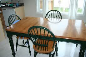 Kitchentablejpg - Maple kitchen table