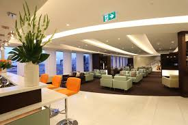etihad airways first and business class lounge sydney lounge review