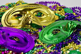 new orleans mardi gras mask get ready to party new orleans style at the family support