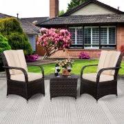 Outdoor Rattan Furniture by Outdoor Wicker Furniture