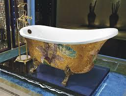 mosaic clawfoot bath tub foshan luxe sanitary wares co ltd