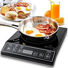 Portable Induction Cooktop Walmart Amazon Com Nuwave Precision Induction Cooktop 1300 Watts