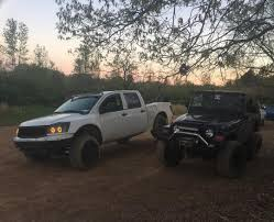 prerunner jeep titan tuesday nissantitan nissan titan jeep