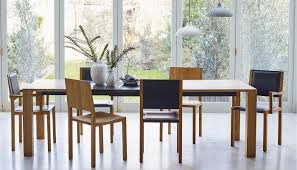 heal u0027s lucido extending dining table