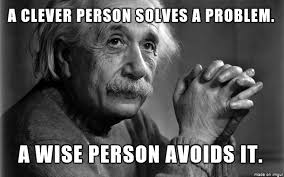 Einstein Meme - albert einstein had many great things to say but this quote is