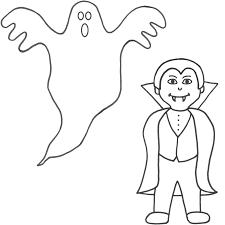 vampire coloring sheets coloringpagehub