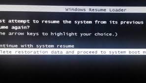 How To Fix Windows Resume Loader 100 Fix Windows Resume Loader Fix Ubuntu System Won U0027t