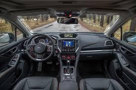 subaru impreza 2018 interior 2018 subaru xv first drive a budget land rover alternative