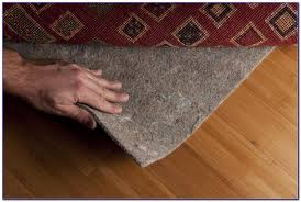 Hardwood Floor Rug Pad Thick Rug Pads For Hardwood Floors Roselawnlutheran