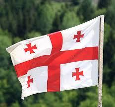 Georgia Flag Georgia Flag National Flag Of Georgia