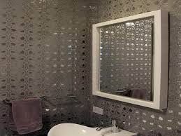 designer bathroom wallpaper best contemporary wallpaper for bathrooms on interior home design
