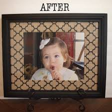Picture Frames And Mats by Loveyourroom Wrapping Paper Photo Frame Mat Project