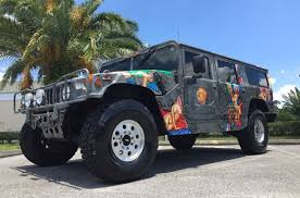diesel brothers hummer for 49 995 would you drive dennis rodman s custom 1996 hummer h1