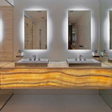 tile bathroom countertop ideas our 11 best bathroom with onyx countertops ideas designs houzz