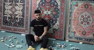 studio persiani questi tappeti persiani in realtà sono dipinti