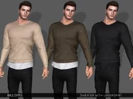 sims 3 men custom content sims 3 male clothing