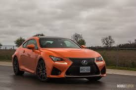 rcf lexus 2017 2017 lexus rc f review doubleclutch ca