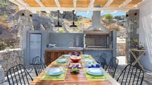 cuisine d ete en beton cellulaire agréable amenager une cuisine exterieure 0 cuisine d ete en beton