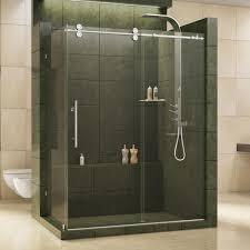 Bathroom Doors At Home Depot Frameless Corner Shower Doors Shower Doors The Home Depot