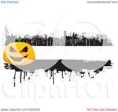 royalty free rf clipart illustration of a grungy halloween
