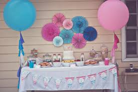 gender reveal party decorations gender reveal party decoration ideas decoration image idea