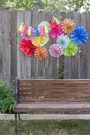 Pinwheel Decorations How To Make Paper Pinwheels 35 Diys Guide Patterns
