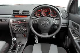 Mazda 3 Interior 2015 Mazda 3 Mps Review 2007 2008 Parkers