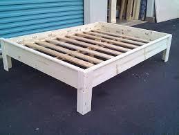Custom Platform Bed Speciality Hawaii Platform Beds The Aloha Boy Custom Platform Bed