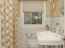 Bathroom Window Valance Ideas Ideal Small Bathroom Window Curtains Inspiration Home Designs