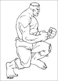 body incredible hulk coloring pages coloring pages