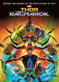 Thor Ragnarok Thor Ragnarok The Official Special Marvel Titan