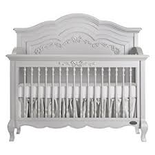 Grey Convertible Cribs Evolur 5 In 1 Convertible Crib Akoya Grey