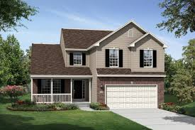 Barrington Floor Plan by The Landings At Martin U0027s Run Barrington