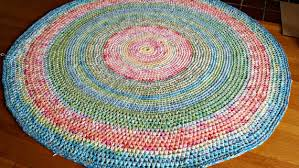 Pink Round Rug Nursery Large Custom Made Cottage Floor Rug Round Rug Area Rugs