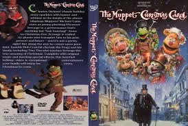 the muppets carol dvd custom covers