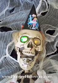Skeleton Halloween Crafts Halloween Craft Halloween Party Hats Hungry Happenings