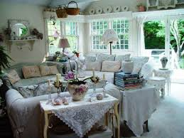 Shabby Chic Room Decor by Peaceful Design Shabby Chic Living Room Furniture Impressive
