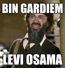 Osama Memes - bin gardiem levi osama harry bin laden quickmeme