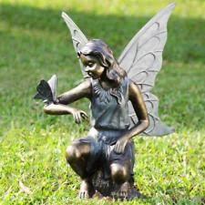 butterfly solar statues lawn ornaments ebay
