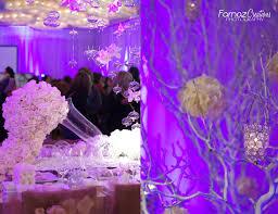 farnaz creations beautiful wedding reception centerpieces