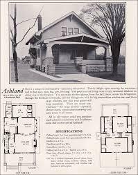 Small Craftsman Bungalow House Plans Modern 1920s Bungalow 1922 Bennett Homes Better Built Ready Cut