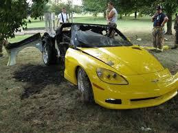 cleopatra jones corvette august 23 2006 corvette crash vettetube gallery corvettes